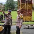 Wakapolda Maluku Cek Kesiapan Personel Brimob