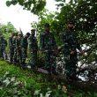 Danlantamal Ambon Tinjau Rencana Lokasi Penanaman Mangrove