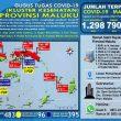 Update Covid-19 Di Maluku 8 Agustus: Tambah 6 Kasus, Total Jadi 1.298