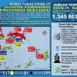 Update Covid-19 Di Maluku 10 Agustus: Tambah Lagi 15 Kasus Baru