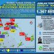 Update Covid-19 Di Maluku 12 Agustus: 29 Pasien Sembuh