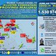Update Covid-19 Di Maluku 18 Agustus: 28 Pasien Sembuh