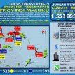 Update Covid-19 Di Maluku 19 Agustus: Tambah Lagi 23 Kasus