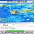 Gempa M 3,3 Terjadi Di Pulau Buru