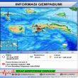 Gempa M 3,5 Terasa II MMI Di Kairatu Dan Ambon