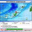 Gempa M 3,9 Terjadi Di Wilayah Tanimbar