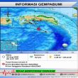 Gempa M 4,9 Guncang Laut Banda