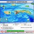 Gempa M 2,8 Guncang Kairatu
