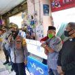 Kapolres & FKUB Edukasi Warga Malteng Taati Protokol Kesehatan