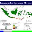 MBD & KKT Berpotensi Kekeringan Meteorologis, BMKG Keluarkan Peringatan Dini