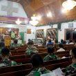 Peringati HUT Ke-75 RI, Lantamal Ambon Gelar Doa Bersama