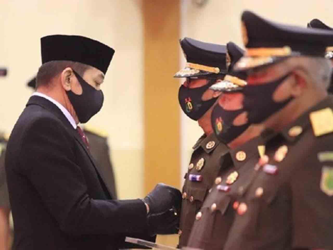 Baharudin Lopa Jaksa Agung Jaksa Agung Lantik Zega Jadi Kajati Maluku Malukuterkini Com