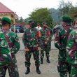 Kunjungi Bursel, Pangdam Pattimura Minta Pertahankan Zona Hijau Covid-19