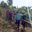 PLN Terangi Desa Terpencil Di Bursel