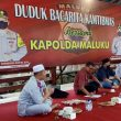 Polda Maluku Gelar Bacarita Kamtibmas Bahas Pilkada Serentak