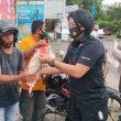 Pandemi Covid-19, Polwan Polda Maluku Peduli Sesama