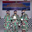 Laksma Eko Jokowiyono Resmi Jabat Danlantamal Ambon