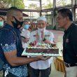 Kapolda Maluku Bikin Kejutan Di Ultah Pangdam Pattimura