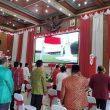 Pakai Baju Daerah, Gubernur Maluku Ikut Upacara HUT RI Bersama Presiden Secara Virtual