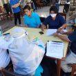 100 Pegawai BPSDM Maluku Jalani Swab