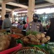 Brimob Maluku Ajak Warga Taati Protokol Kesehatan