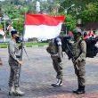 Iptu Hendrik Laisina Pimpin Pasukan Brimob Maluku Ke Papua