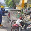 Brimob Terus Sterilkan Sejumlah Kawasan Di Kota Ambon