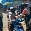Operasi Yustisi Di Saumlaki Libatkan Brimob