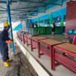 Brimob Sterilkan Pelabuhan Ambon