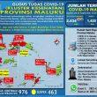 Update Covid-19 Di Maluku 13 September: Ada Lagi 57 Kasus Baru