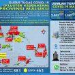 Update Covid-19 Di Maluku 17 September: 56 Pasien Sembuh