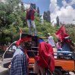 Jelang Kedatangan Ketua KPK, IMM Demo Di Kantor Gubernur Maluku