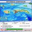 BMKG: Gempa M 2,9 Terasa Di Kairatu II MMI
