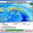 Gempa M 3,7 Guncang Laut Banda