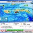 Gempa M 4,1 Guncang Ambon