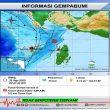 Gempa M 4,3 Terjadi Di Laut Arafura