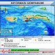 BMKG: Gempa M 3,0 Terasa Di Pulau Ambon & Haruku II – III MMI