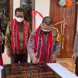 Kapolda Maluku Hadiri Peresmian Pastori Jemaat GPM Niniwe