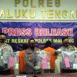 Polisi Ringkus Bandar & Agen Togel Di Kecamatan Amahai