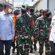 Danlantamal IX Ikuti Rangkaian Kunker MKP Di Ambon