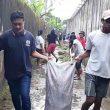 Lapas Ambon & Warga Negeri Lama Kalesang Lingkungan