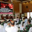 Evaluasi Penanganan Covid -19, Pangdam Pattimura: Cegah Klaster Pilkada