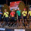 """Cycling For Education"", 6 Goweser Bertahan Hingga Finish"