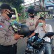 Puluhan Warga Terjaring Operasi Yustisi Di Ambon