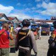 Brimob Patroli Harkamtibmas Di Namlea