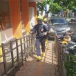 Perkantoran & Jalan Protokol Di Ambon Jadi Sasaran Sterilisasi