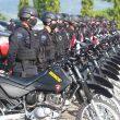 Antisipasi Demo, Personel Brimob Maluku Disiagakan