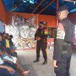 Brimob Maluku Rutin Patroli Sosialisasi Cegah Covid-19