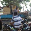 Datangi Kampung-Kampung, Brimob Maluku Sosialisasi Protokol Kesehatan