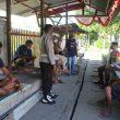 Brimob Intensifkan Patroli Edukasi Protokol Kesehatan Di Masohi